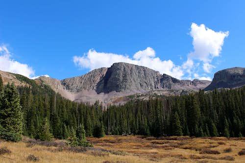 Snowdon Peak West Face