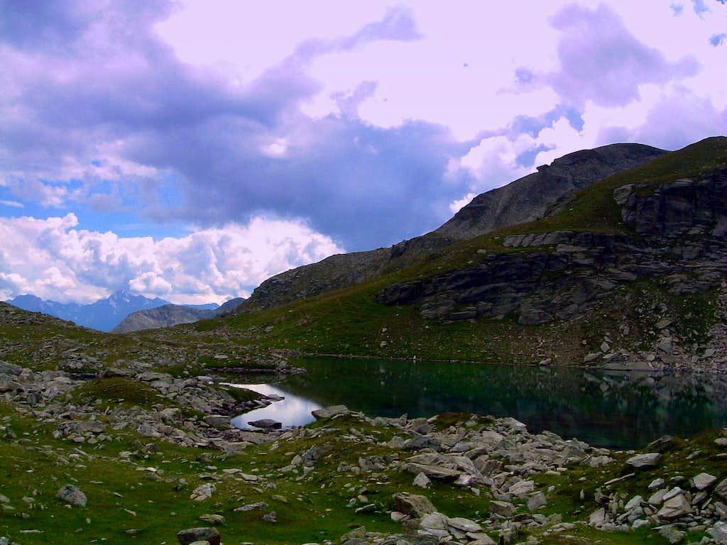 Luseney Lake