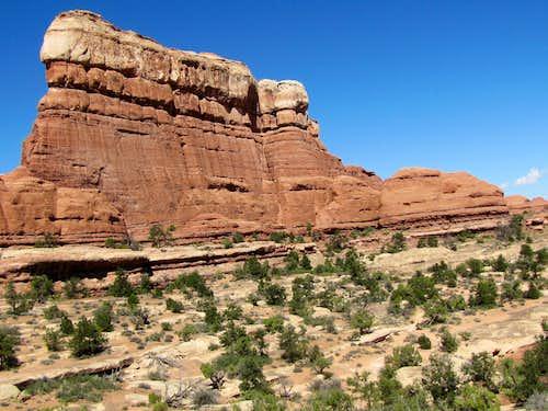 On Druid Arch Trail