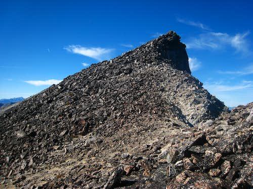 Raven Ridge false summit
