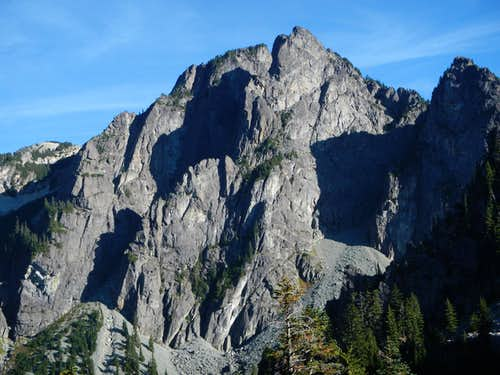 Snoqualmie Northwest Face