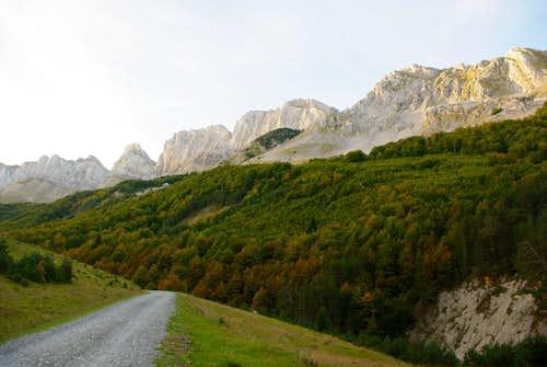 Sierra de Alanos