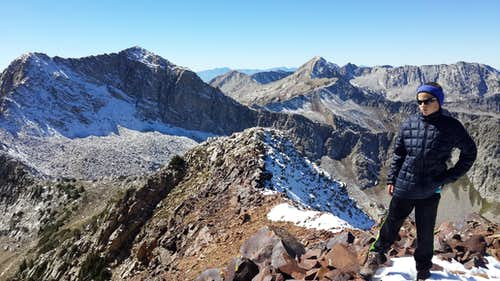 Summit of Red Baldy