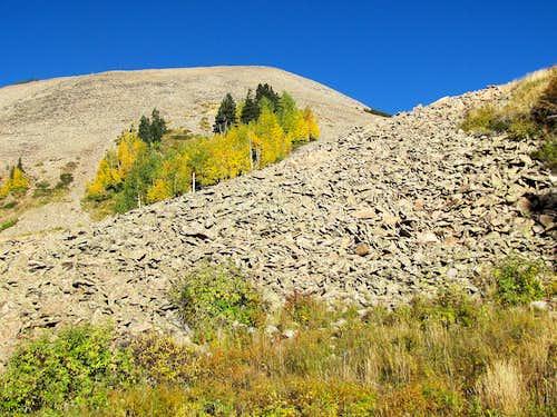 Summit of Haystack Mountain