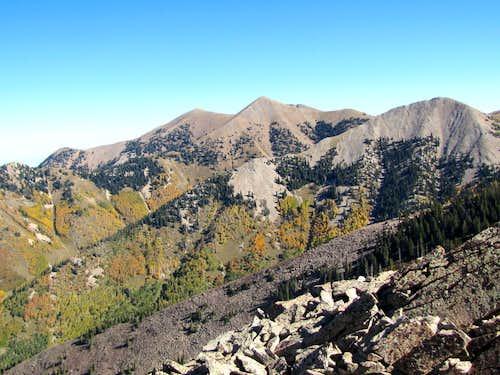 Pilot & Green Mountains