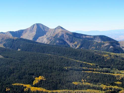 Mt. Tukuhnikivatz & Little Tuk