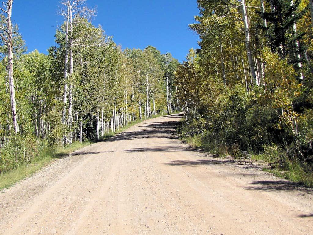 Geyser Pass Road