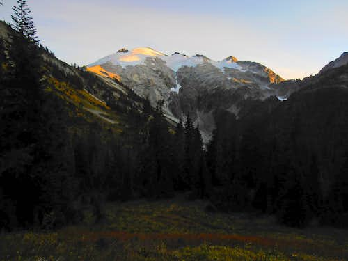 Ruth Autumn Alpenglow