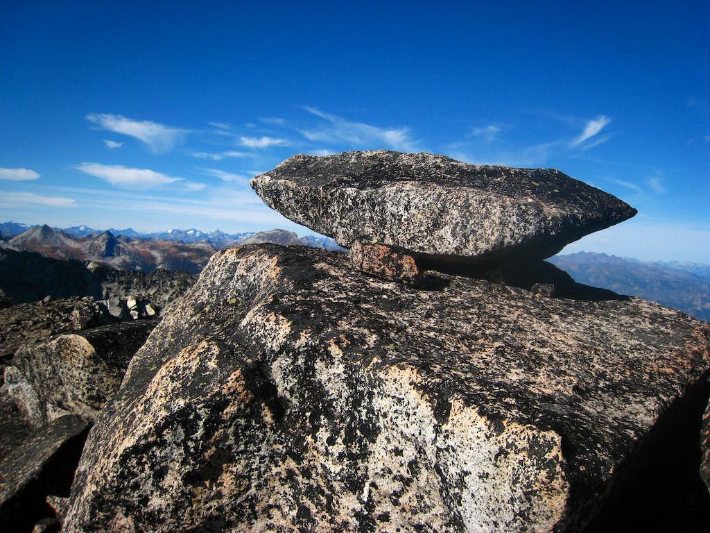 Raven Ridge summit