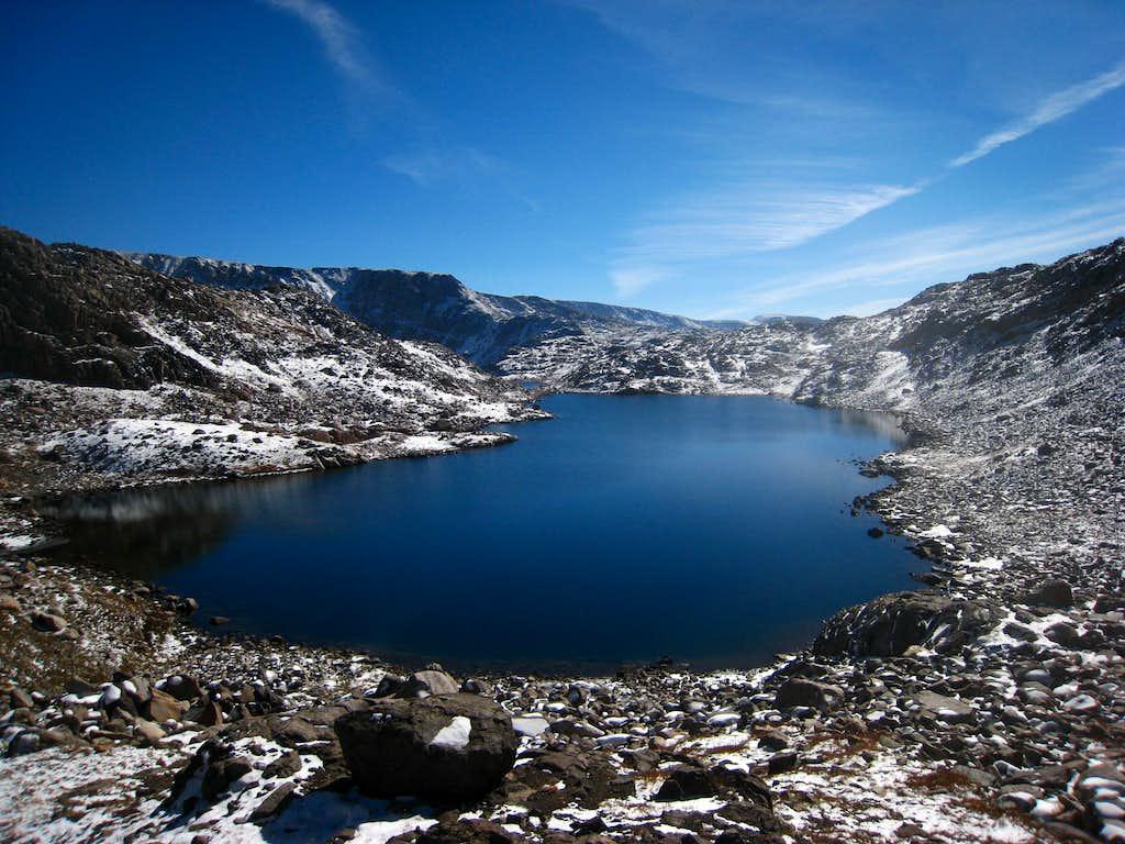 Cladocera Lake