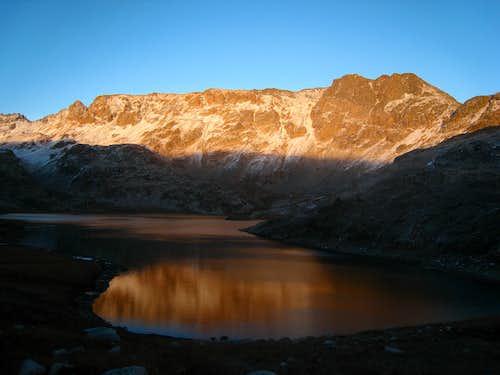 Flat Rock Lake