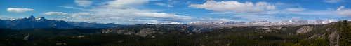 Beartooths Panorama
