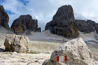 Cima degli Armi and Torre di Brenta