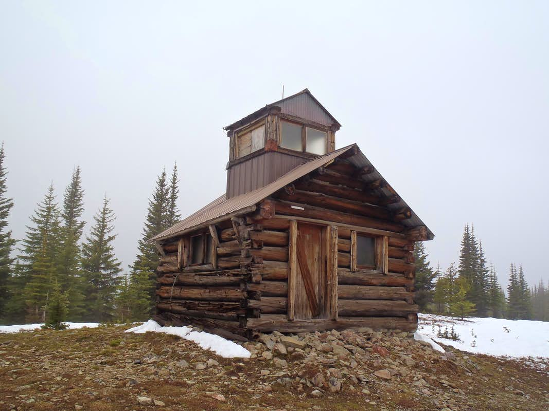 Amazing photo of Monument 83 Cabin : Photos Diagrams & Topos : SummitPost with #5E4938 color and 3264x2448 pixels