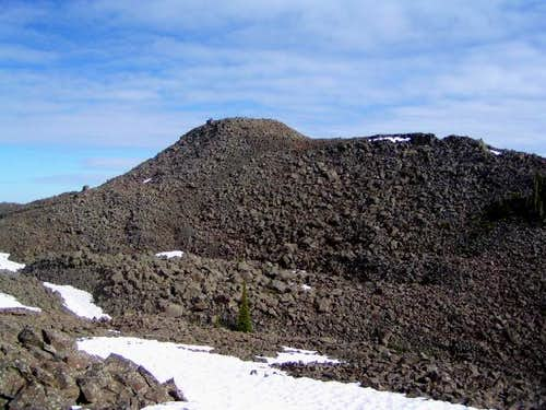 Leon Peak from the Southeast,...