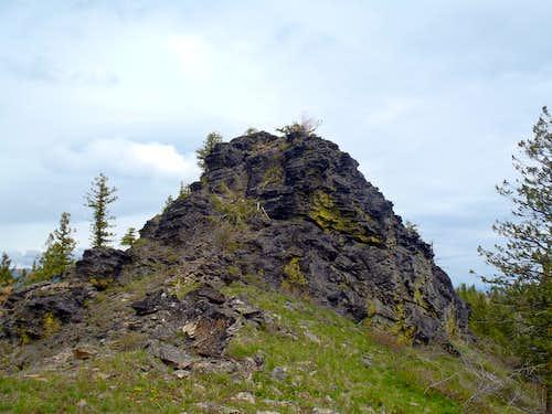 Summit Rock Outcrop