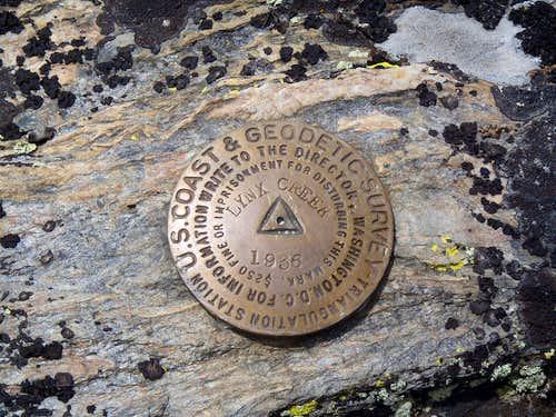 Lynx Mountain Summit Benchmark
