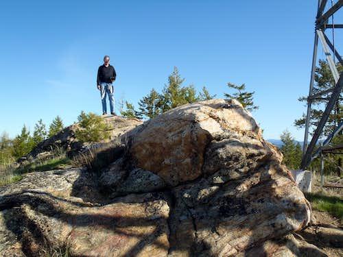 Whitmore Summit Rocks
