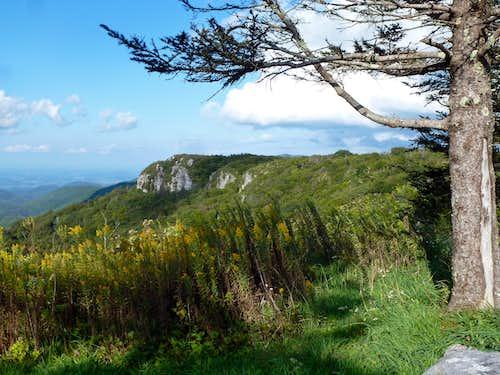 Blackstack Cliffs View