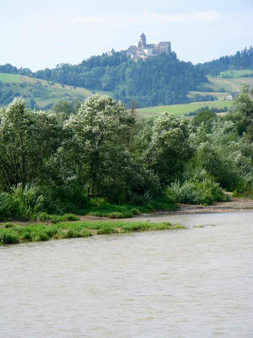 Lubovniansky Castle Hill