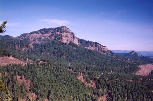 Hamilton Mountain from the...