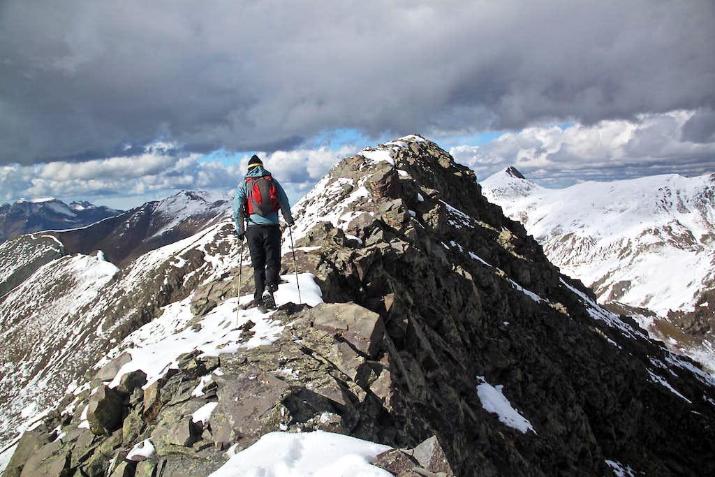 Summit stroll