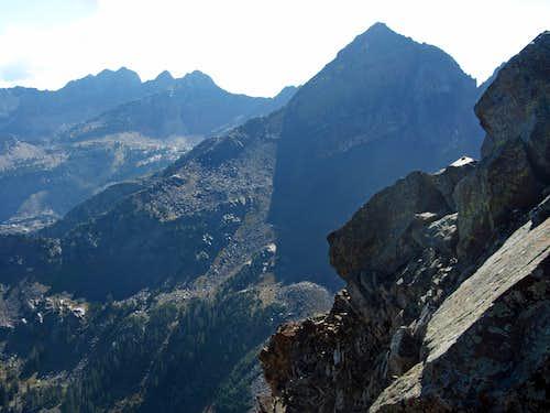Dromedary north ridge