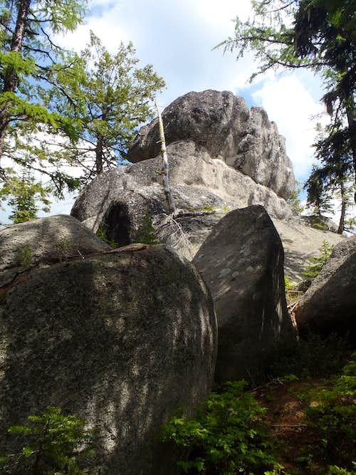 Kalispell Rock