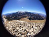 View from Mann's Peak