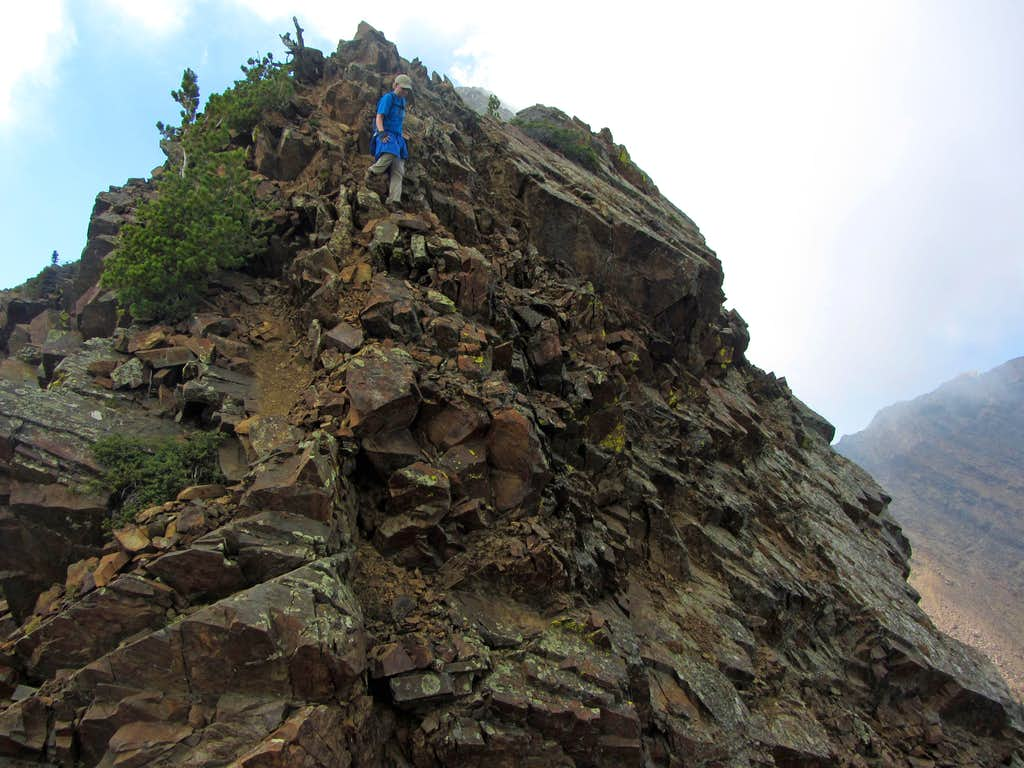 Staying on the ridge