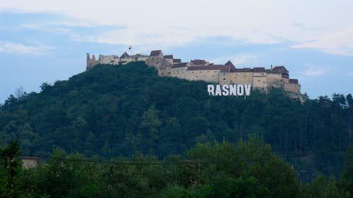 Râşnov Fortress