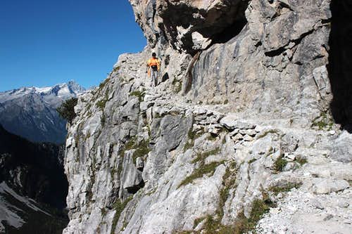 on the path from Casinei to to Brentei