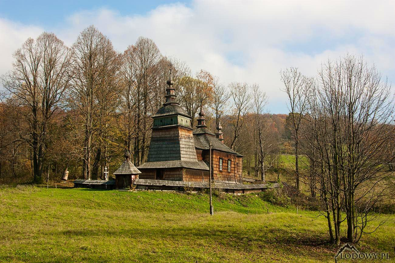 Carpathian Heritage: Old Wooden Churches