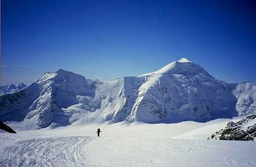 Salendo al Jungfraujoch con...