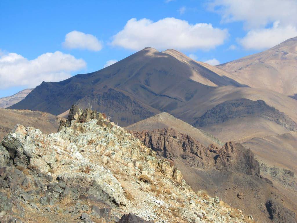 Palangchal landscape