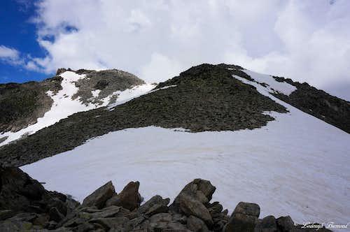 Klein Furkahorn (3025m)