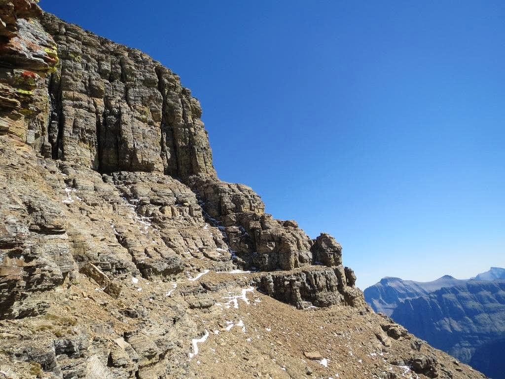 Reynolds Mountain: Scrambling in Glacier National Park