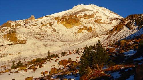 Mt Shasta Clear Creek