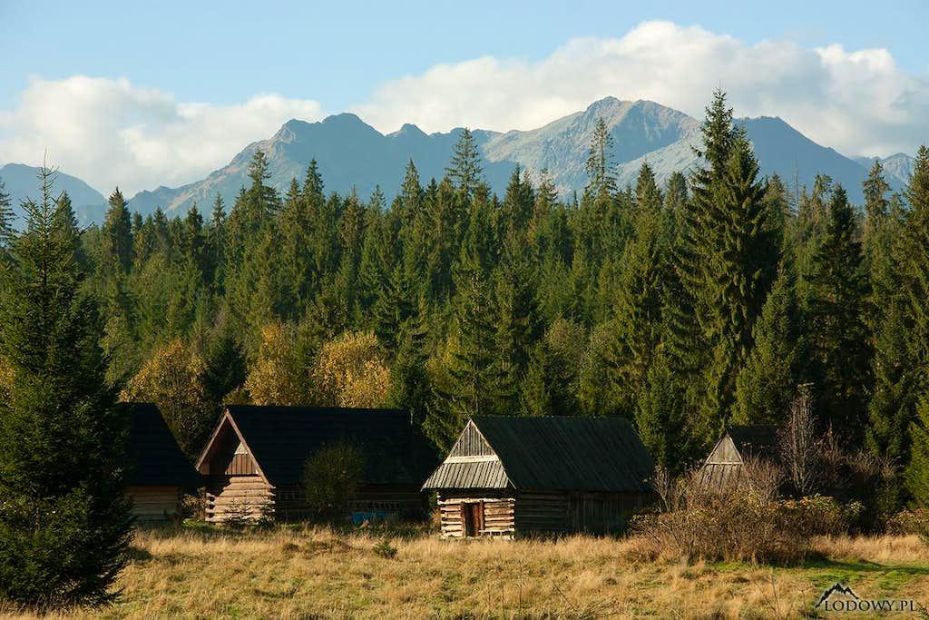 Jurgow shepherd huts