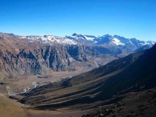 Rio Yeso Valley