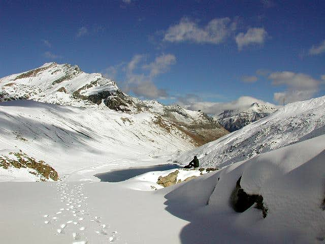 Gran Paradiso GROUP: in view...