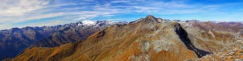 Reitereck W panorama