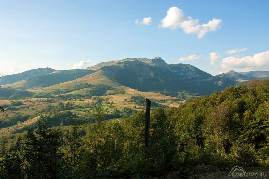 Mount Arjana