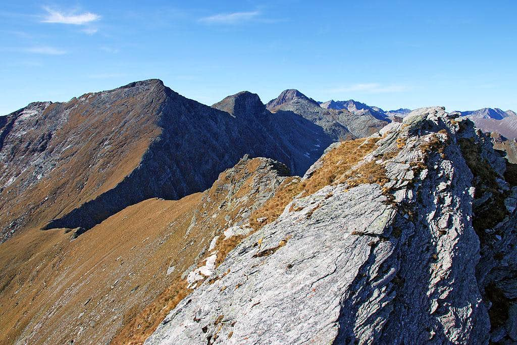 On Wandspitze - Reitereck