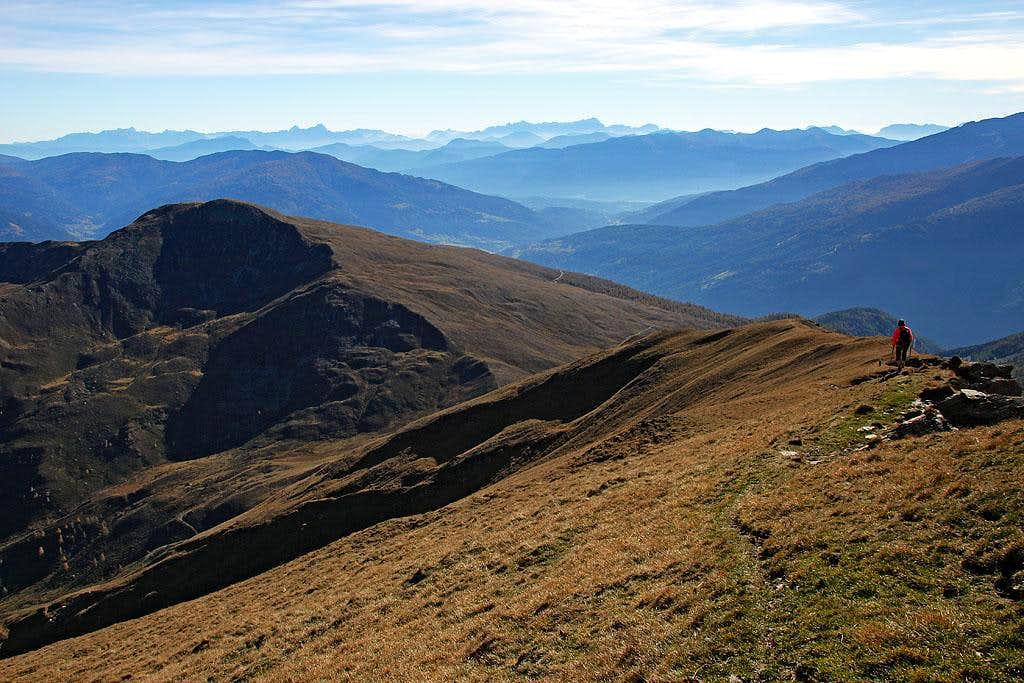 Descending from Poisnig