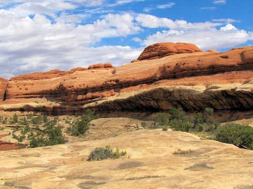 Slickrock Plateau