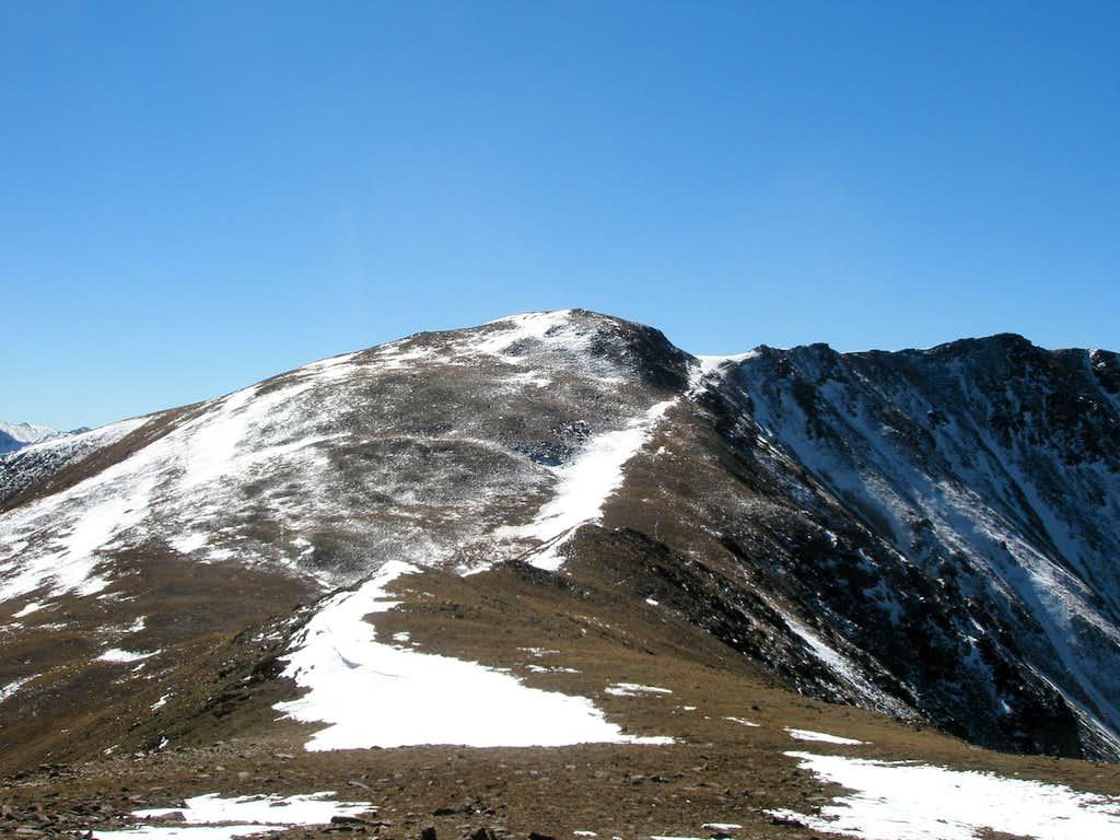 Woods Mountain