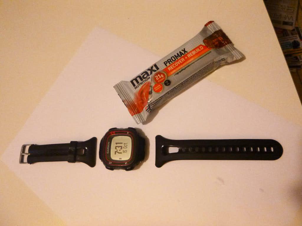 Garmin Watch Strap repair 1