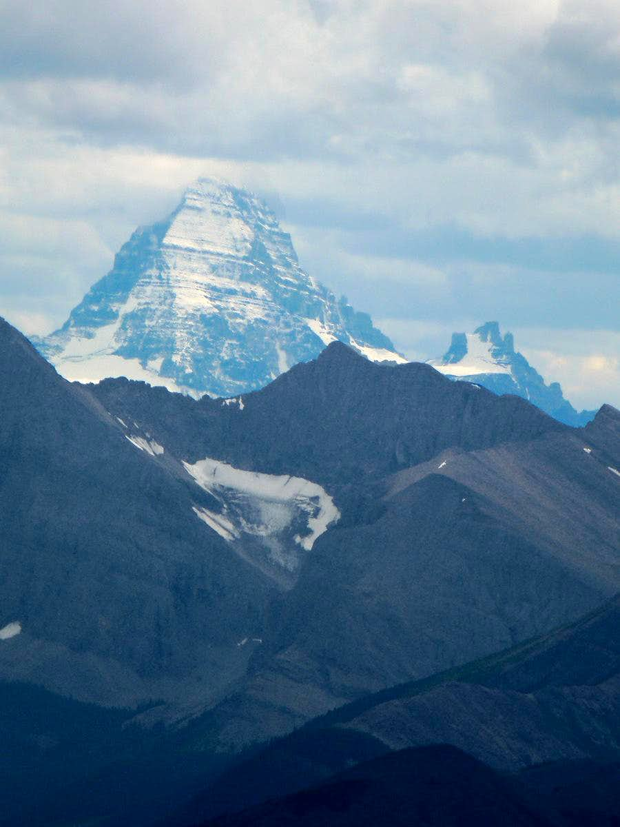 Canadian Rockies August of 2014