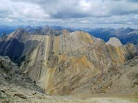 Layers Across the Canadian Rockies
